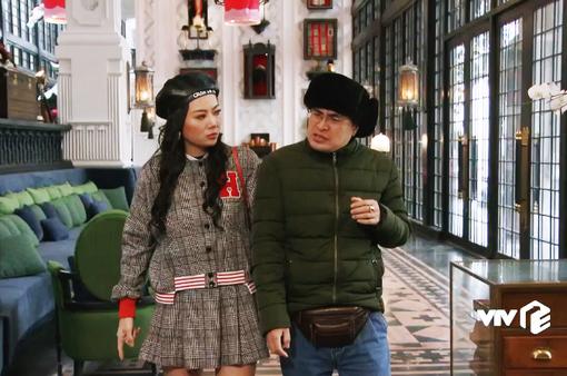 """Thanh Hương tiết lộ về vai diễn trong phim hài Tết """"Xin chào người lạ ơi"""""""
