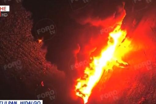 Nổ đường ống dẫn nhiên liệu tại Mexico, ít nhất 20 người thiệt mạng