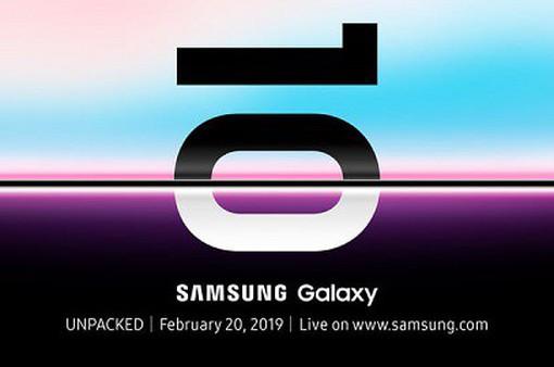Samsung Galaxy S10 sẽ có phiên bản 5G?