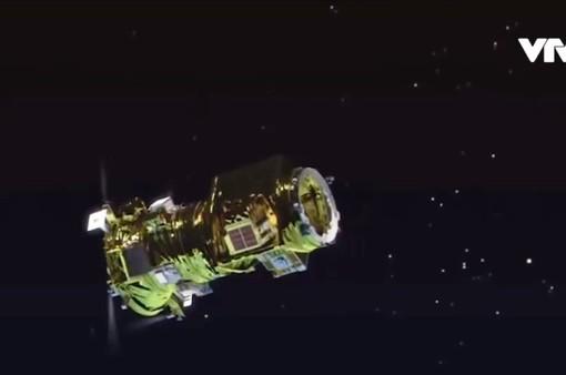 Vệ tinh Micro Dragon đã có 3 lần truyền tín hiệu về mặt đất