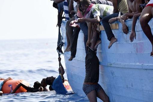 Đắm thuyền ở Địa Trung Hải, 170 người mất tích
