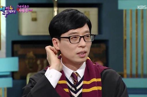 MC quốc dân Yoo Jae Suk thường xuyên gặp rắc rối với vợ vì điều này