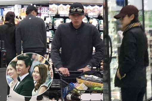 Hyun Bin và Son Ye Jin hẹn hò?