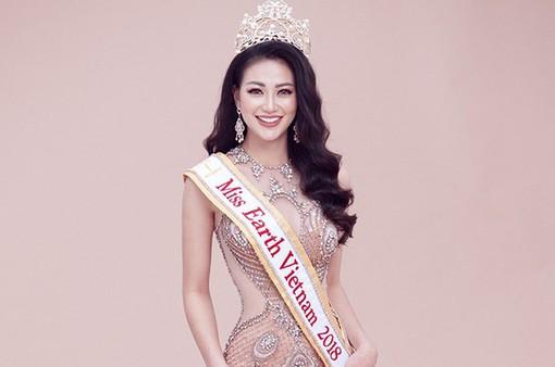 Hoa hậu Trái đất Phương Khánh lan tỏa thông điệp nâng cao nhận thức bảo vệ môi trường tới giới trẻ Việt Nam