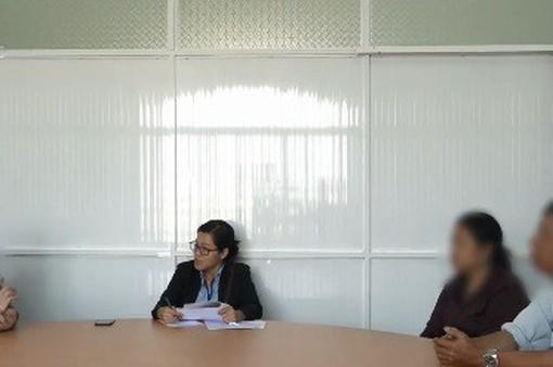 Trung tâm hòa giải ở tòa án giảm khiếu kiện kéo dài