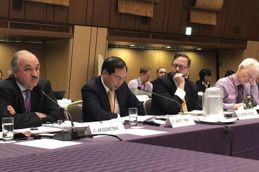 Thứ trưởng Bùi Thanh Sơn dự Hội nghị Quan chức cao cấp (Sherpa) G20 lần thứ nhất