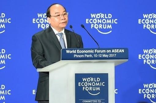 WEF Davos 2019: Củng cố môi trường quốc tế thuận lợi cho phát triển đất nước
