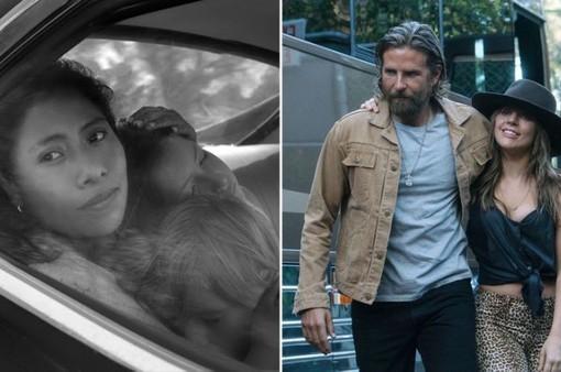"""Oscar 2019: Vượt qua """"A Star Is Born"""", """"Roma"""" chiếm ưu thế với nhiều hạng mục đề cử"""