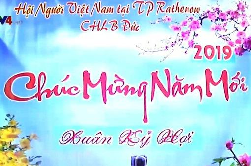 Tết cộng đồng của Hội người Việt Nam thành phố Rathenow, CHLB Đức