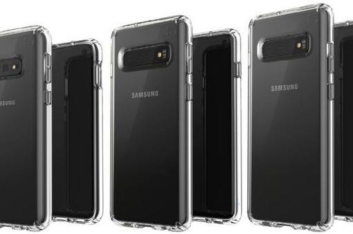 Galaxy S10 liên tục lộ diện, cảm biến vân tay trong màn hình