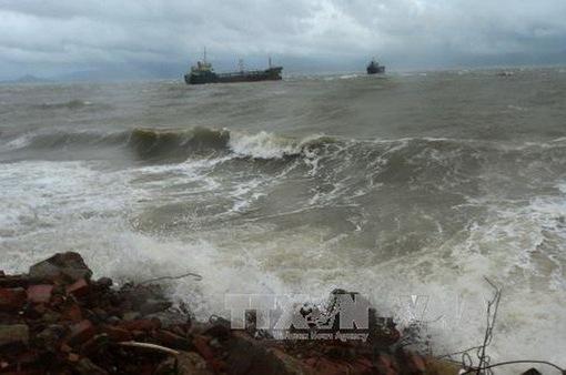 Ngày 23/1, sóng gió giảm rất nhanh trên vịnh Bắc Bộ