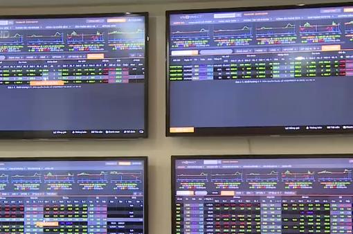 Thanh khoản thị trường chứng khoán mất hút