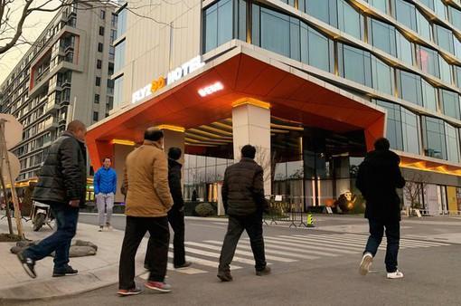 """Bên trong """"khách sạn công nghệ"""" được điều hành bởi robot của Alibaba"""