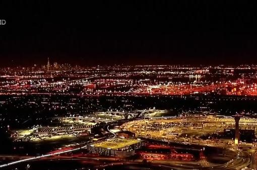 Thiết bị bay không người lái gây rối loạn tại sân bay Mỹ