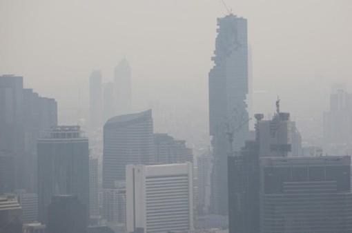Đóng cửa trường học tại Bangkok (Thái Lan) do ô nhiễm không khí