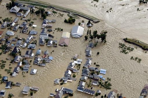 Việt Nam gửi điện thăm hỏi Nhật Bản sau bão Hagibis