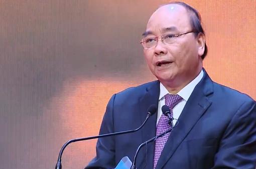 Thủ tướng: Tinh thần dân tộc là sức mạnh đưa kinh tế Việt Nam đến đài vinh quang