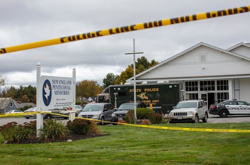 Mỹ: Xả súng ở một nhà thờ tại New Hampshire, nhiều người bị bắn