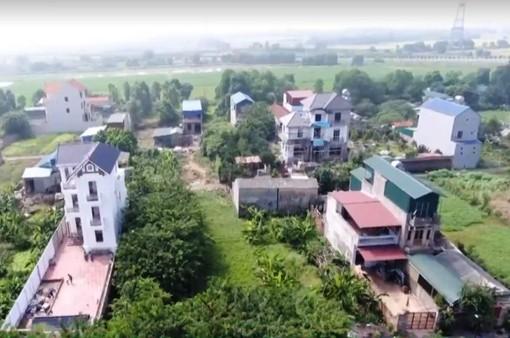 Bắc Ninh: Nhà xây trái phép trên đất nông nghiệp, trách nhiệm thuộc về ai?