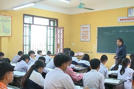 Gần 80 giáo viên hợp đồng Sóc Sơn xin rút đơn không thi tuyển viên chức