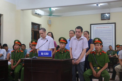 Mở lại phiên tòa xét xử vụ gian lận điểm thi ở Hà Giang