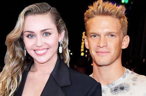 Miley Cyrus và tình mới: Hoàn toàn chìm đắm trong tình yêu