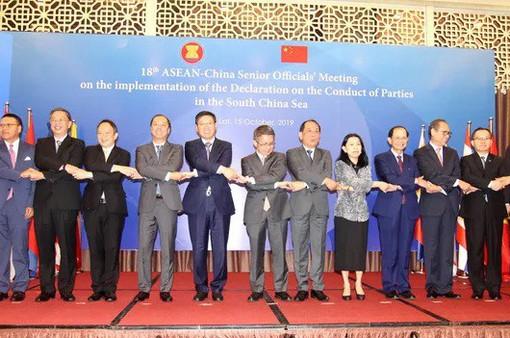 Hội nghị ASEAN - Trung Quốc về thực hiện DOC