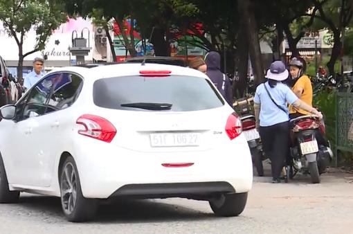 TP.HCM: Bất cập thu phí ô tô tự động