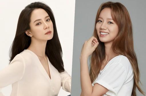 Song Ji Hyo đã chọn được công ty quản lý mới