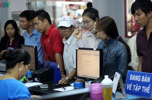 Ga Sài Gòn sẵn sàng kế hoạch tăng chuyến và cung ứng vé Tết