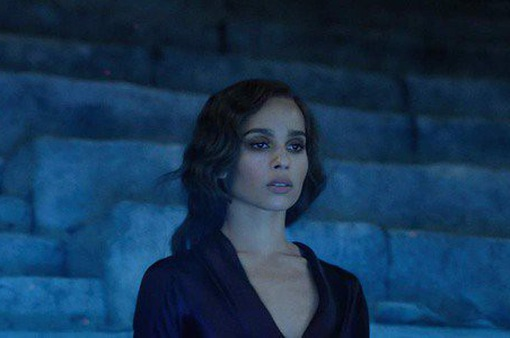 Minh tinh Zoe Kravitz gia nhập DC với vai Catwoman