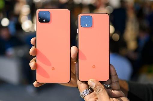 """Cận cảnh Pixel 4/4 XL: """"Sát thủ"""" mới của iPhone 11"""