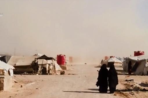 Nguy cơ khủng bố từ các tù nhân trốn thoát khỏi Syria