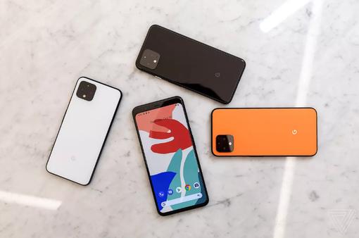 Google ra mắt Pixel 4/4 XL: Thiết kế giống Bphone 3, cụm camera hình vuông như iPhone 11, giá từ 799 USD