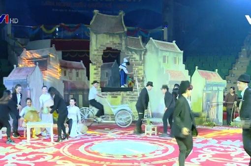 Ấn tượng đêm khai mạc Liên hoan Xiếc quốc tế tại Hà Nội