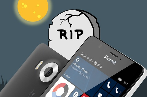 "Microsoft sắp biến smartphone Windows Phone 8.1 thành ""cục gạch"""