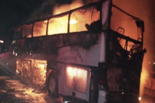 Tai nạn giao thông nghiêm trọng tại Saudi Arabia, 35 người thiệt mạng