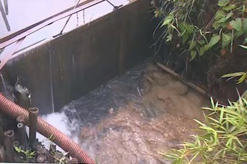 Triệu tập một số người liên quan đến vụ đổ thải đầu nguồn nước sông Đà