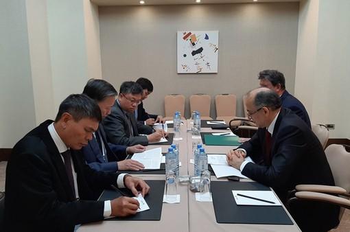 Hoạt động của Bộ trưởng Tô Lâm tại Hội nghị phòng, chống khủng bố