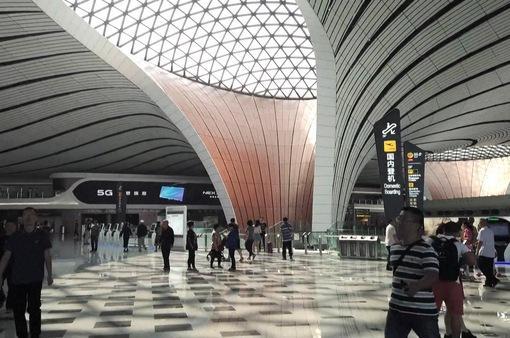 Trung Quốc tăng gấp 4 lần số sân bay vào năm 2020