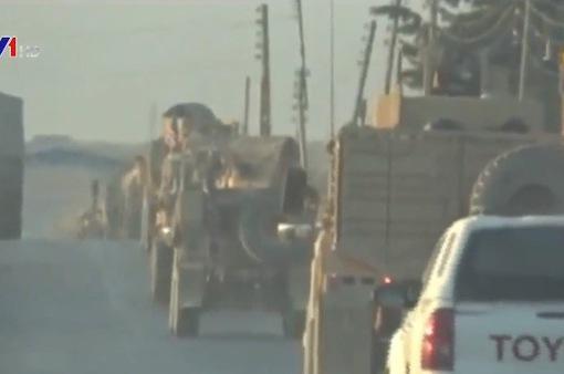 Mỹ không thay đổi kế hoạch rút quân khỏi Syria