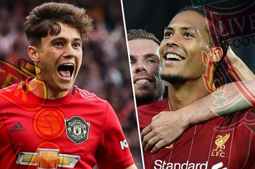 Lịch trực tiếp bóng đá hôm nay (20/10): Tâm điểm đại chiến Man Utd – Liverpool