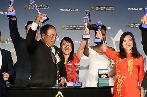 10 sản phẩm số của Viettel giành giải thưởng quốc tế