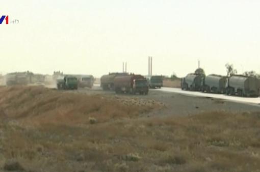 Quân đội Syria triển khai binh lính tại Raqqa