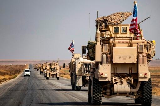 Mỹ bắt đầu rút quân khỏi Syria với quy mô lớn chưa từng có