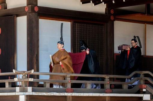 Lễ đăng quang của Nhật Hoàng