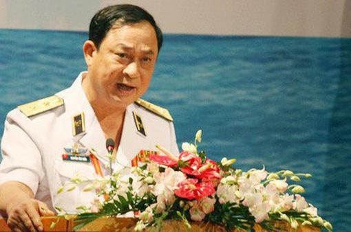 Khởi tố bị can đối với nguyên Thứ trưởng Bộ Quốc phòng, Tư lệnh Quân chủng Hải quân