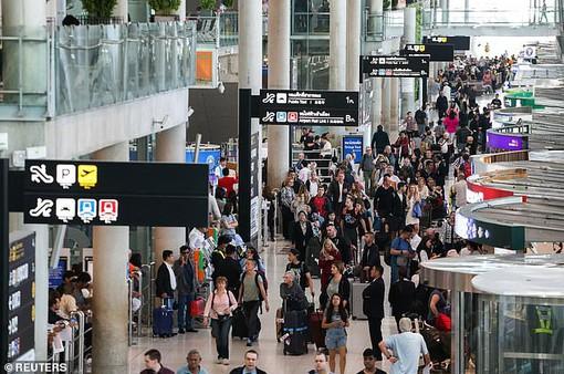 Thái Lan thúc đẩy dự án sân bay thông minh