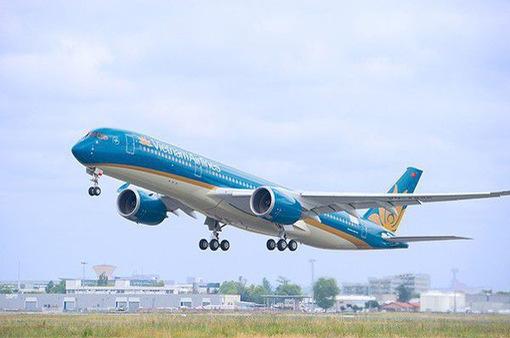 Vietnam Airlines điều chỉnh chuyến bay do bão tại Nhật Bản