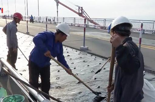 Đà Nẵng: Hơn 4 tỷ đồng sửa chữa mặt cầu Thuận Phước
